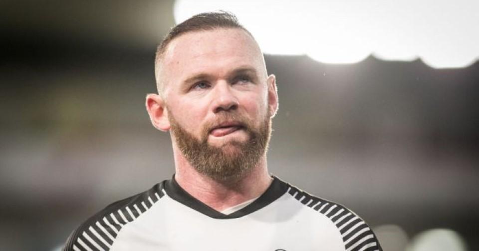Wayne Rooney 2020